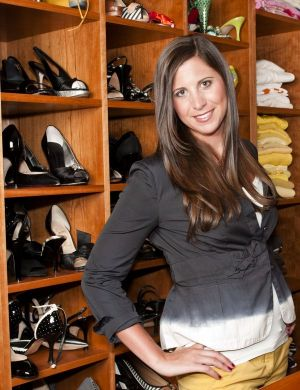 Lindsay Holloway, owner of Frey Boutique