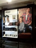 M.O.D.'s new shop-in-shop concept