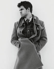 Magnus Carlsen for G-Star