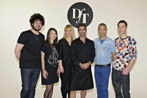 Marc Jacobs and the DfT finalists