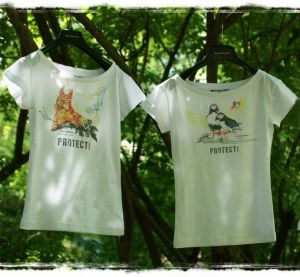 Michalsky for WWF: new T-Shirt line