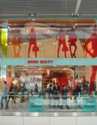 Miss Sixty store in the Westfield Stratford mall