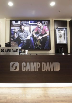 New Camp David store in Berlin