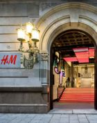 New H&M in Barcelona designed by Javier Mariscal