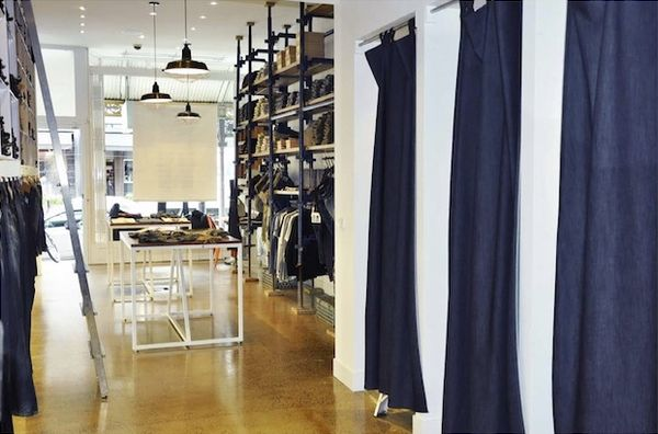 New Nudie Jeans store in Melbourne
