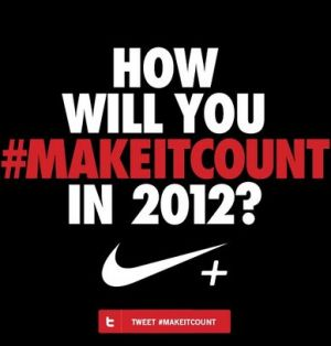 Nike running campaign