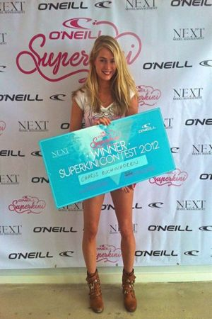 O'Neill contest winner
