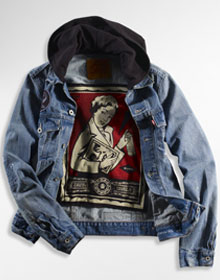 Obey x Levi's