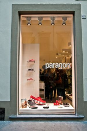 Paragon store in Florence