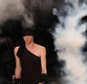 Paris Men's shows: Rick Owens