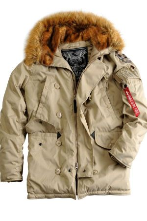 Parka by Alpha Industries