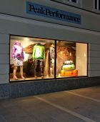 Peak Performance store in Regensburg