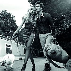 Pepe Jeans s/s 2011 campaign
