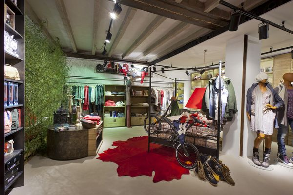 Playlife concept store in Treviso