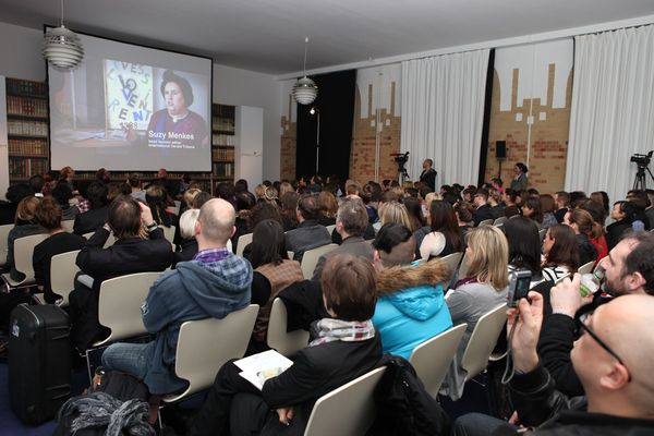 Premium Berlin: symposium with Suzy Menkes
