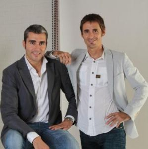 Privalia founders, José Manuel Villanueva and Lucas Carné
