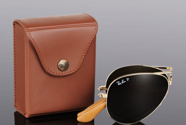 Ray-Ban Aviator folding ultra