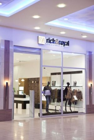 Rich & Royal store St Petersburg