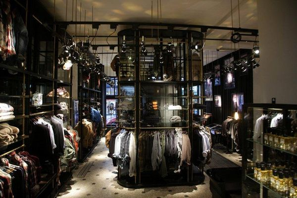 Scotch & Soda store in Cologne