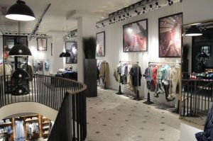 Scotch&Soda store in Hamburg
