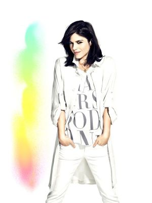 Selma Blair for Fashion Against Aids
