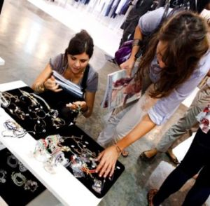 Shopping day during the Middle East Fashion Days; photo: Who's Next