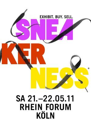 Sneakerness Cologne logo