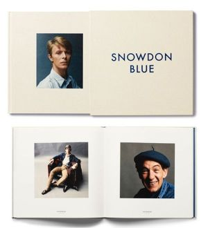 Snowdon Blue, a Snowdon book published by Acne Studios.