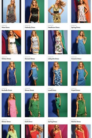 Spanish womenswear brand Almatrichi is one of the over 80 brands at Yourbrandspace.com