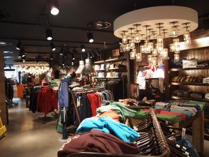 Superdry offers its Japanese-inspired, vintage Americana collections across the newly renovated 260 sqm retail unit.