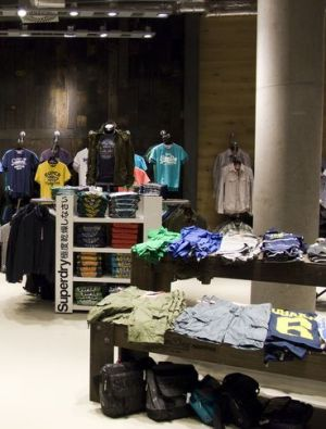 Superdry store Berlin