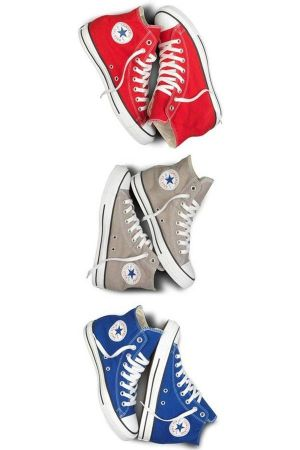 The Original Chucks - Chuck Tailor All Star by Converse