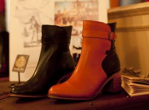 "The ""Bonny"" Pull-on Boot"
