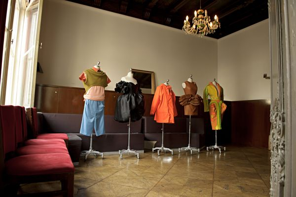 The Collections of: Siddhartha Anselm Meyer, Camilla Salgaard Nielsen, Laura Williams, Leandro Cano Luque, Ramil Makinano