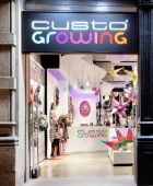 The new Custo Growing store in Barcelona