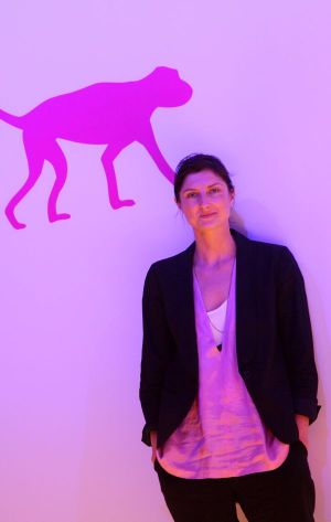Tina Debo, Design Director at Kipling