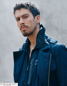 Toby Kebbell for G-Star Raw