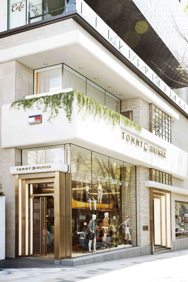 tommy hilfiger first store