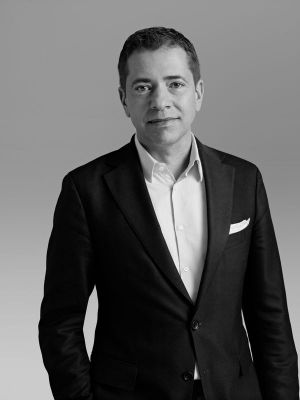 Tom Tailor CEO Dieter Holzer