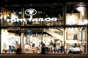 Tom Tailor Flagshipstore Stuttgart