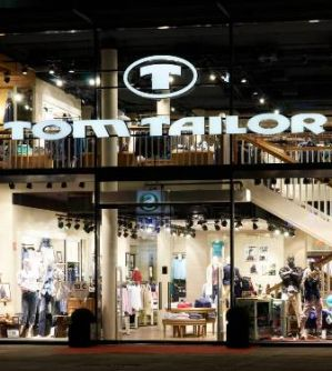 Tom Tailor store Stuttgart