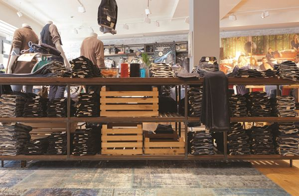 Turkish denim manufacturer plans to further expand the number of stores and shop-in-shops