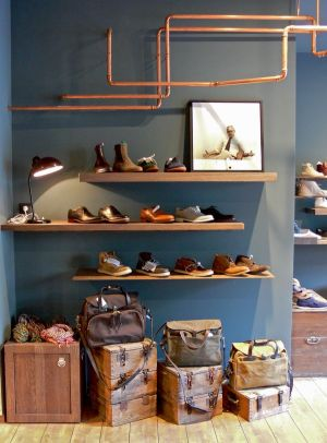 Uebervart shoes store