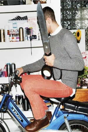 Urban Outfitters launches new men's catalog