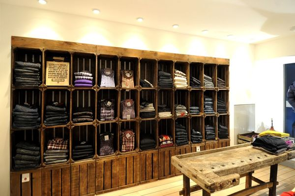 """We are very well placed in the denim range and offer a large selection of styles and sizes."""