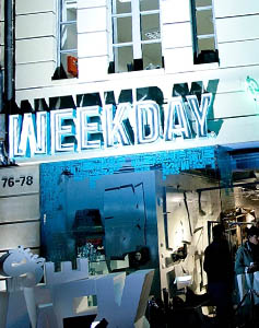 Weekday Cologne