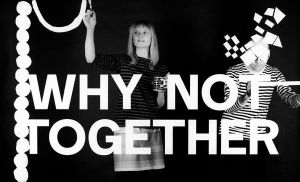 'Why not together?' contest