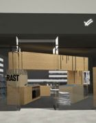 William Rast store rendering