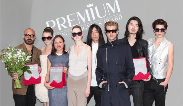 Winner at Premium's Young Designers Award