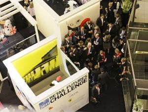 World Retail Congress takes place in London's Excel Exhibition Center